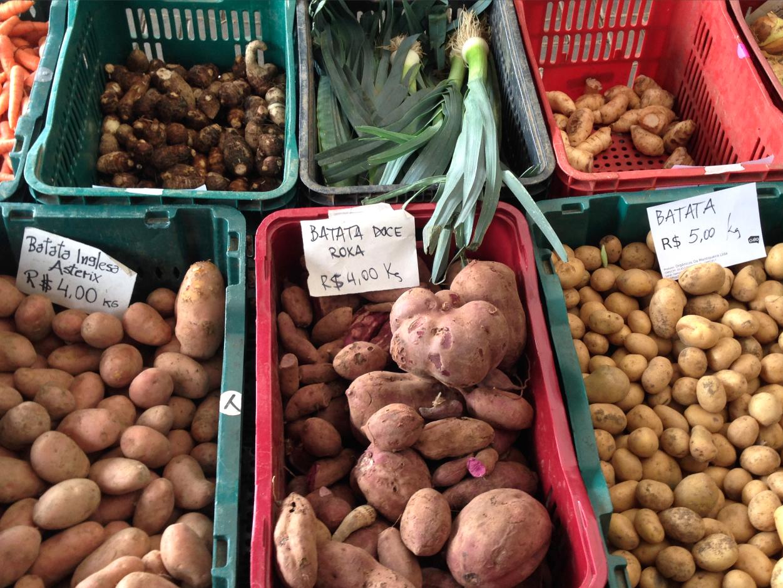 Quatro formas diferentes de consumir orgânicos em SP