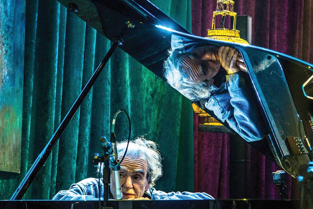 Rádio Vozes: pianistas que me fazem descansar a mente e a alma