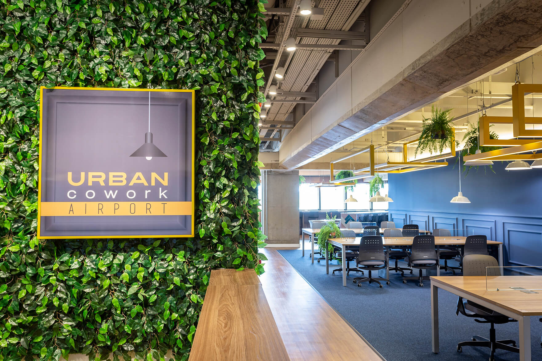 Primeiro coworking lounge da América do Sul é inaugurado no GRU Airport