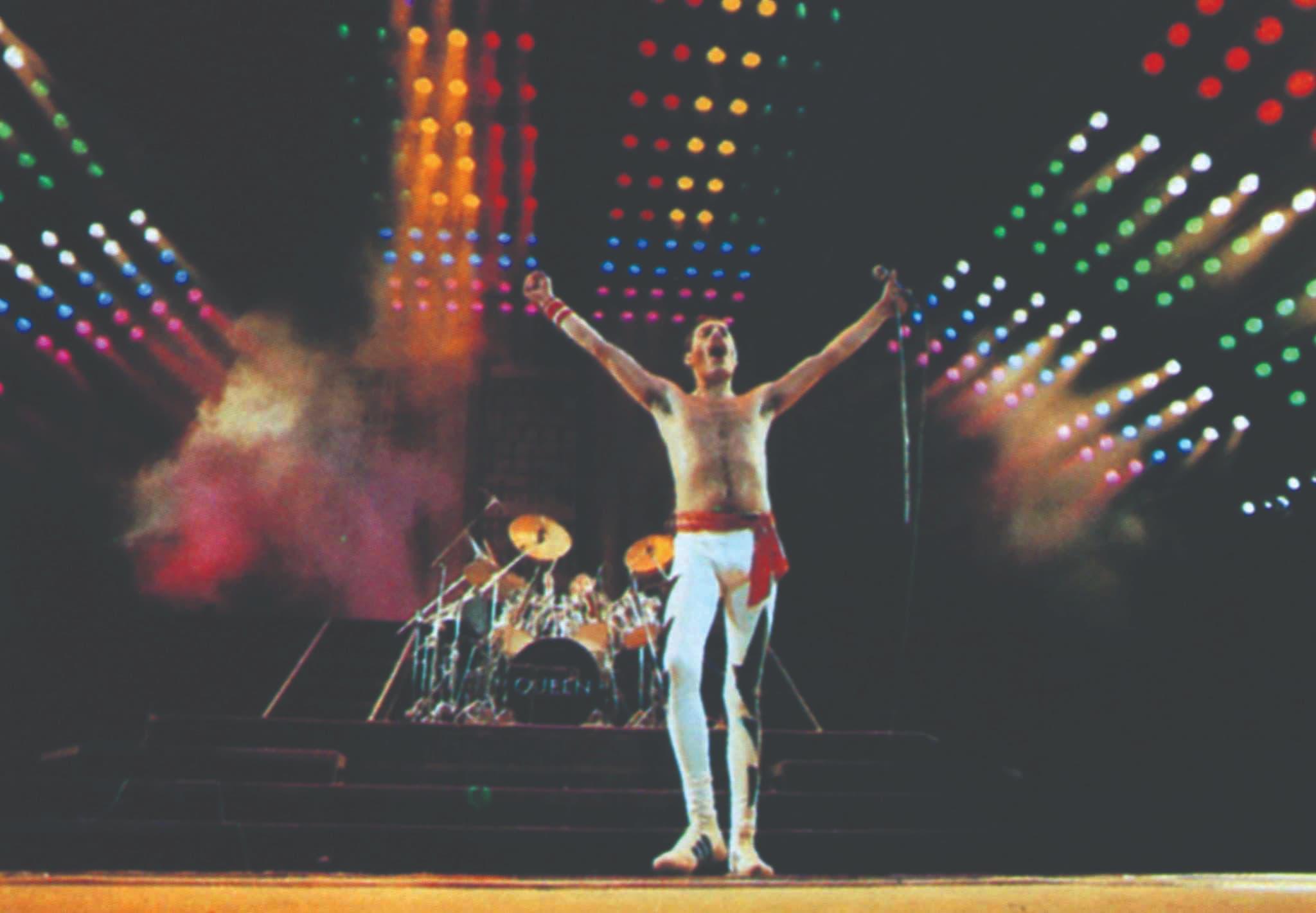 Quando tudo começou: confira como foi a 1ª edição do Rock in Rio