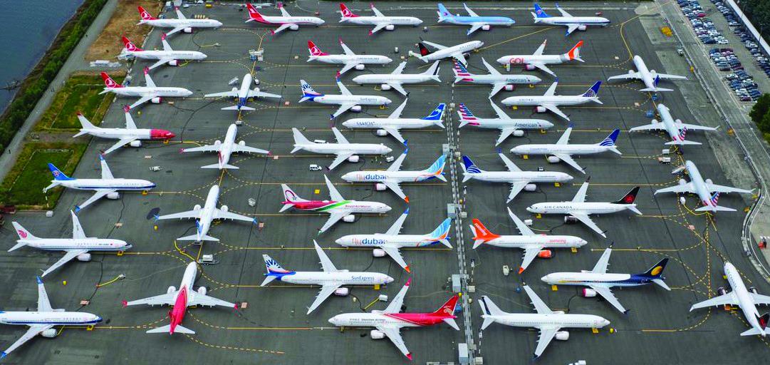 Horas de voo: A maldição das Boeing 737-Max