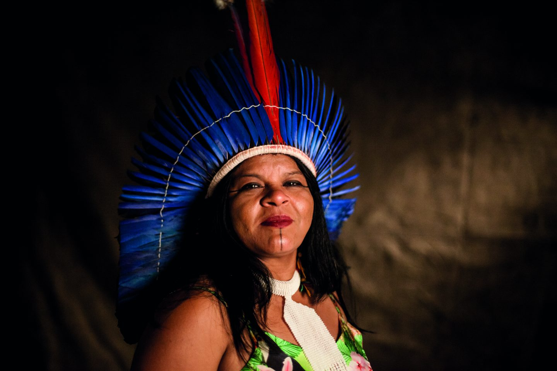 Dia do Índio: Confira a entrevista com Sônia Guajajara