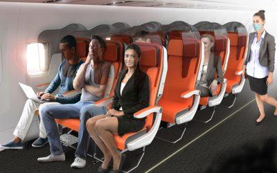 Como serão os voos no futuro?