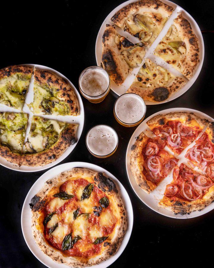 O que fazer no Rio? Peça a Sotto Pizzas!