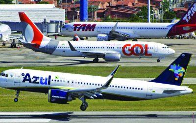 Mercado domésticoda aviação civil terá mudançassignificativas