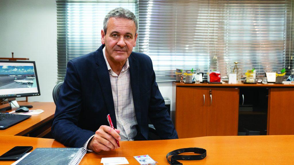 Gustavo Müssnich, Diretor-Presidente da Aeroportos Brasil