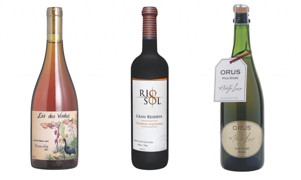 Vinhos brasileiros diversos