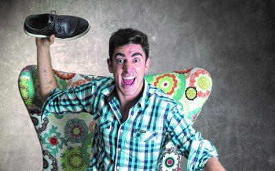 Com humor afiado e talento para o improviso, Marcelo Adnet é uma das personalidades de 2020