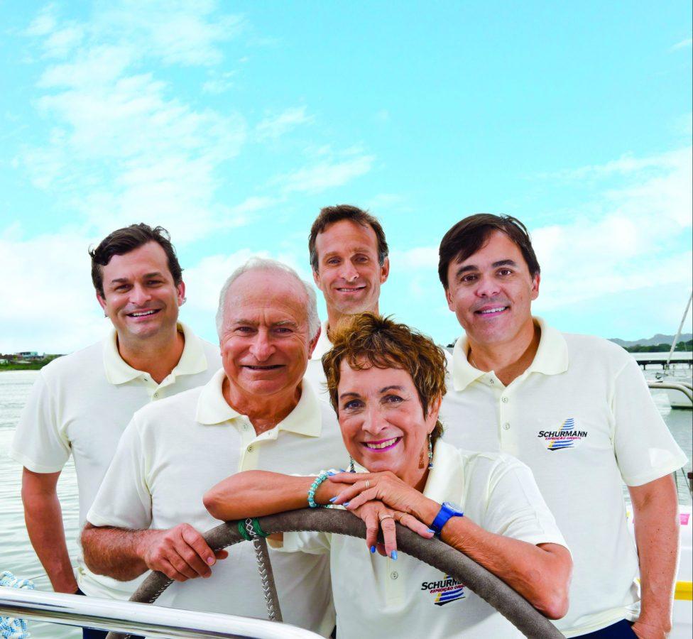 Família Schurmann - Divulgação - Luciano Candisani