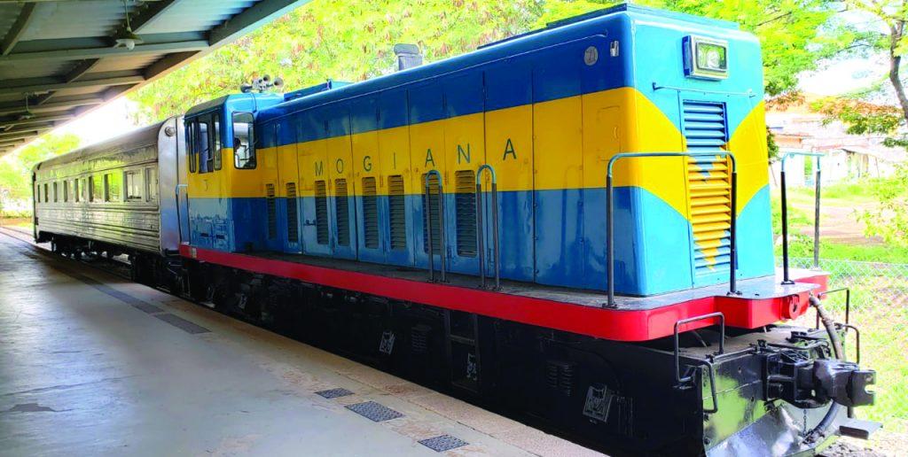 Trens turísticos - Trem Republicano