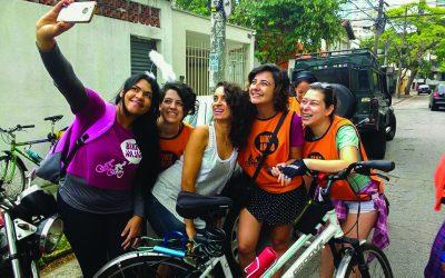 Mulheres que estão transformando a mobilidade urbana