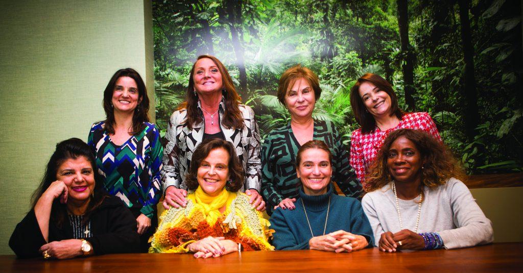 Grupo Mulheres do Brasil - Foto @angelarezefotografia