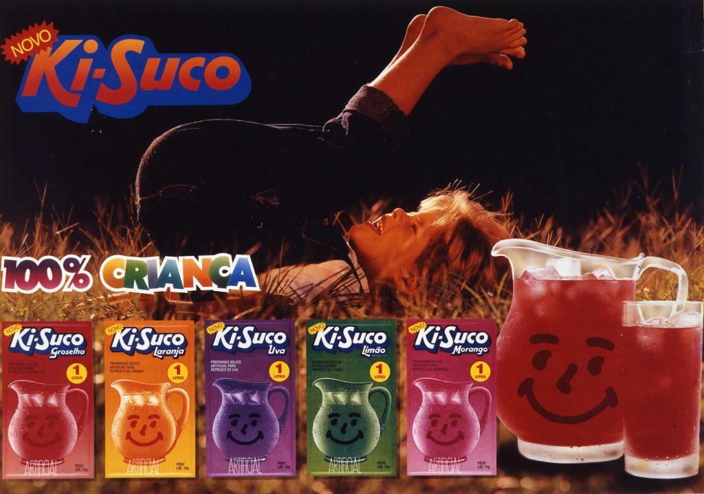 Campanha Ki-Suco - 1989