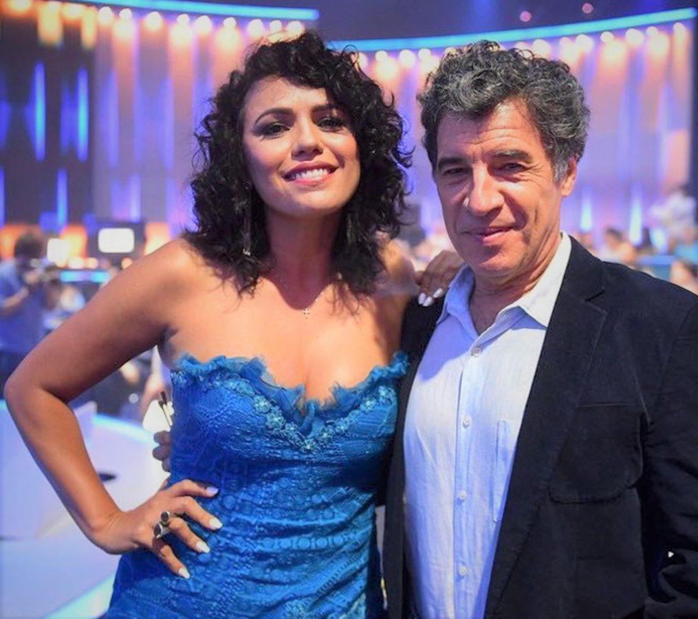 Betti com a esposa, a comediante Dadá Coelho - Foto: Divulgação