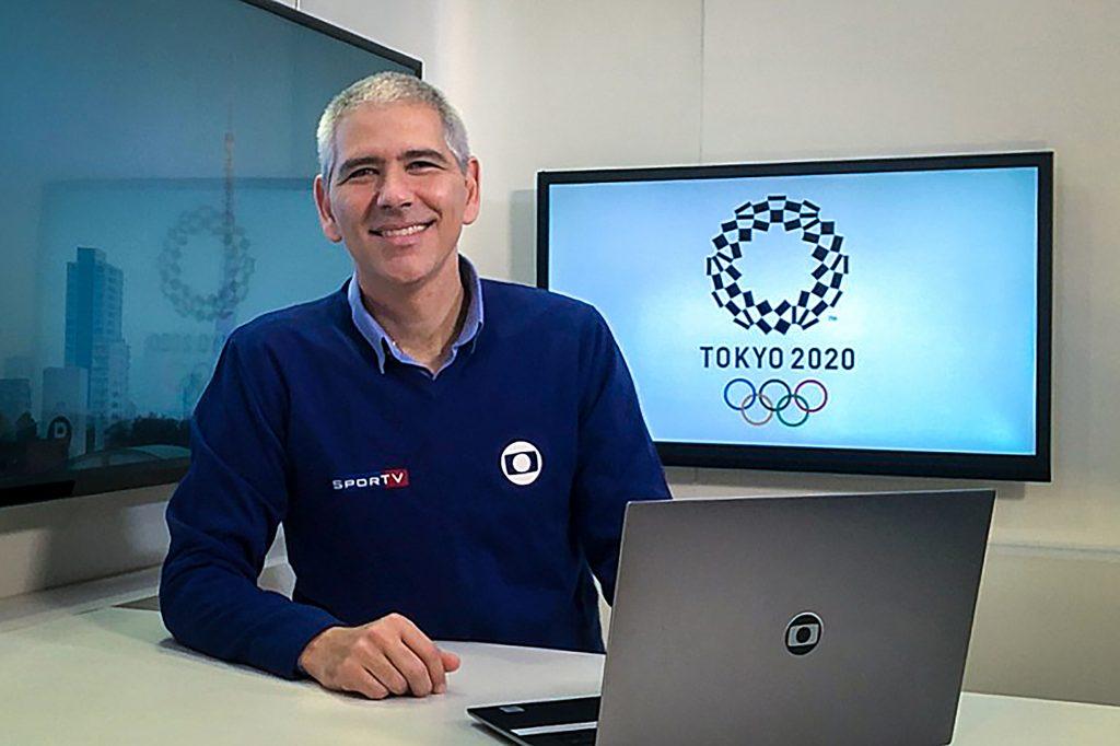 Jornalista Carlos Gil - Foto: Divulgação