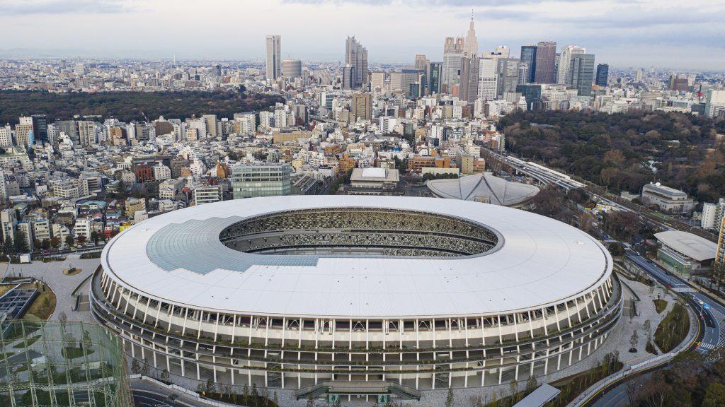 Estádio Nacional do Japão - Foto: Arne Müseler   Wikipedia