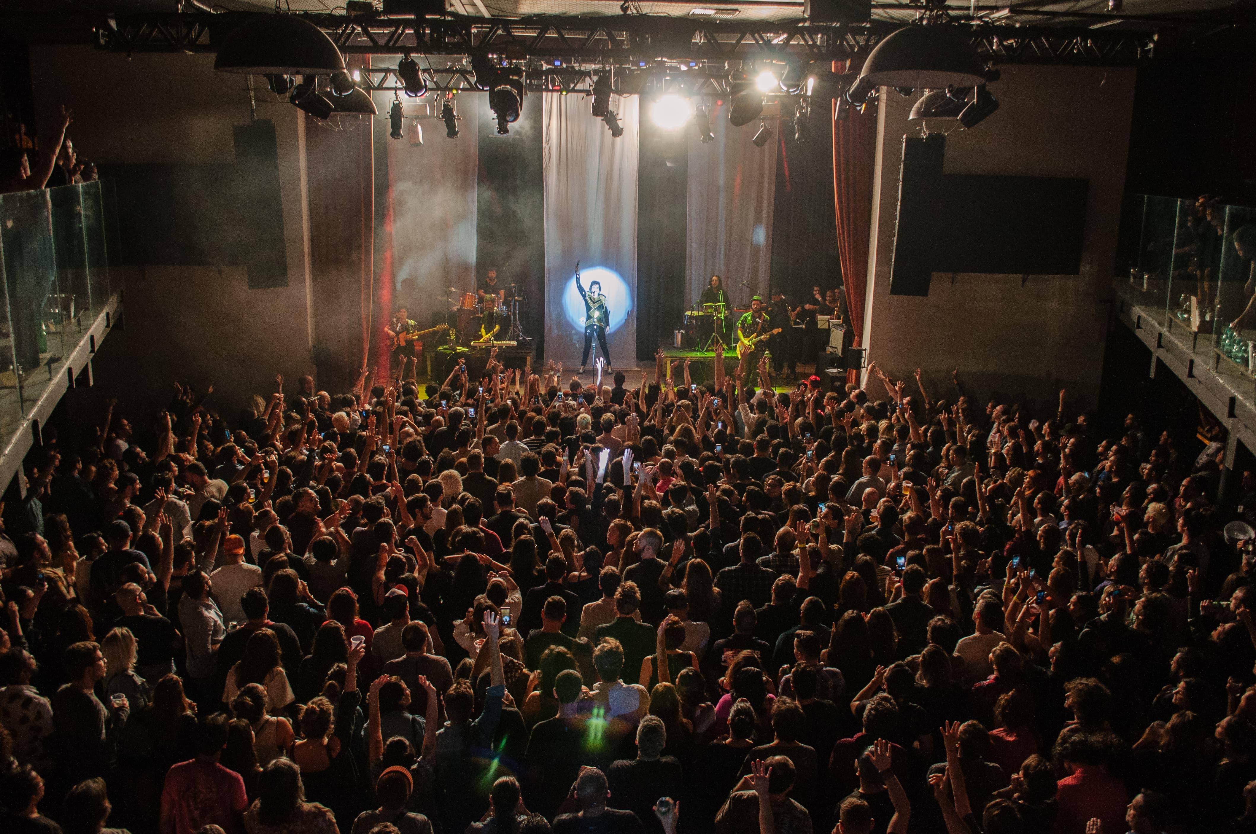 Bon Vivant: opções confortáveis para quem busca uma noitada com música ao vivo