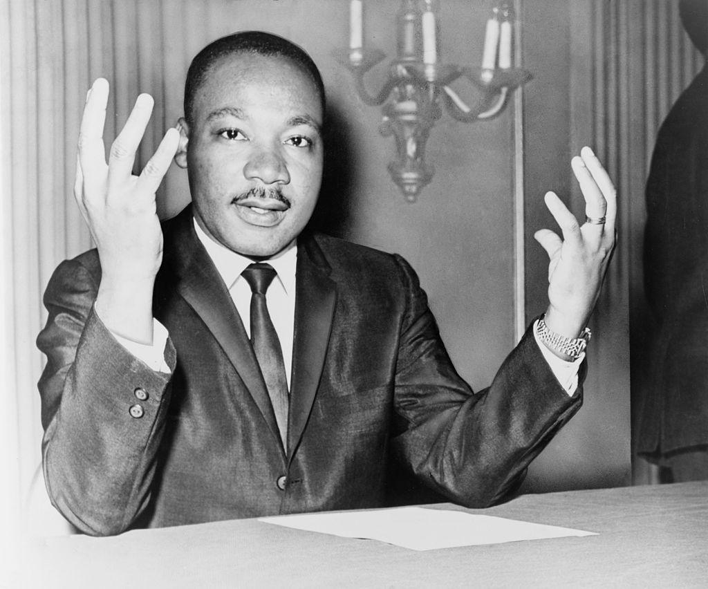 Sesc Vila Mariana e Palas Athena promovem homenagem a Martin Luther King