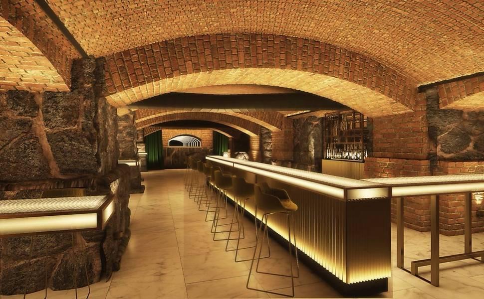 Bar dos Arcos: o porão do Theatro Municipal também é chique