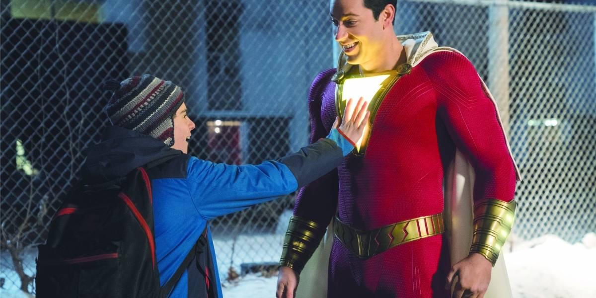 Por que Shazam! é um marco no universo cinematográfico da DC