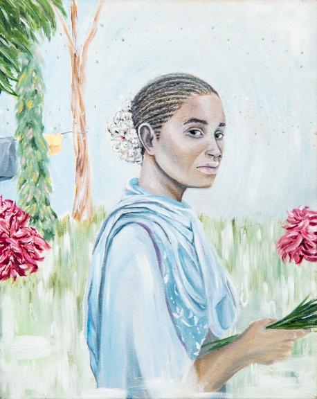 Exposição em São Paulo reúne obras que retratam mulheres africanas