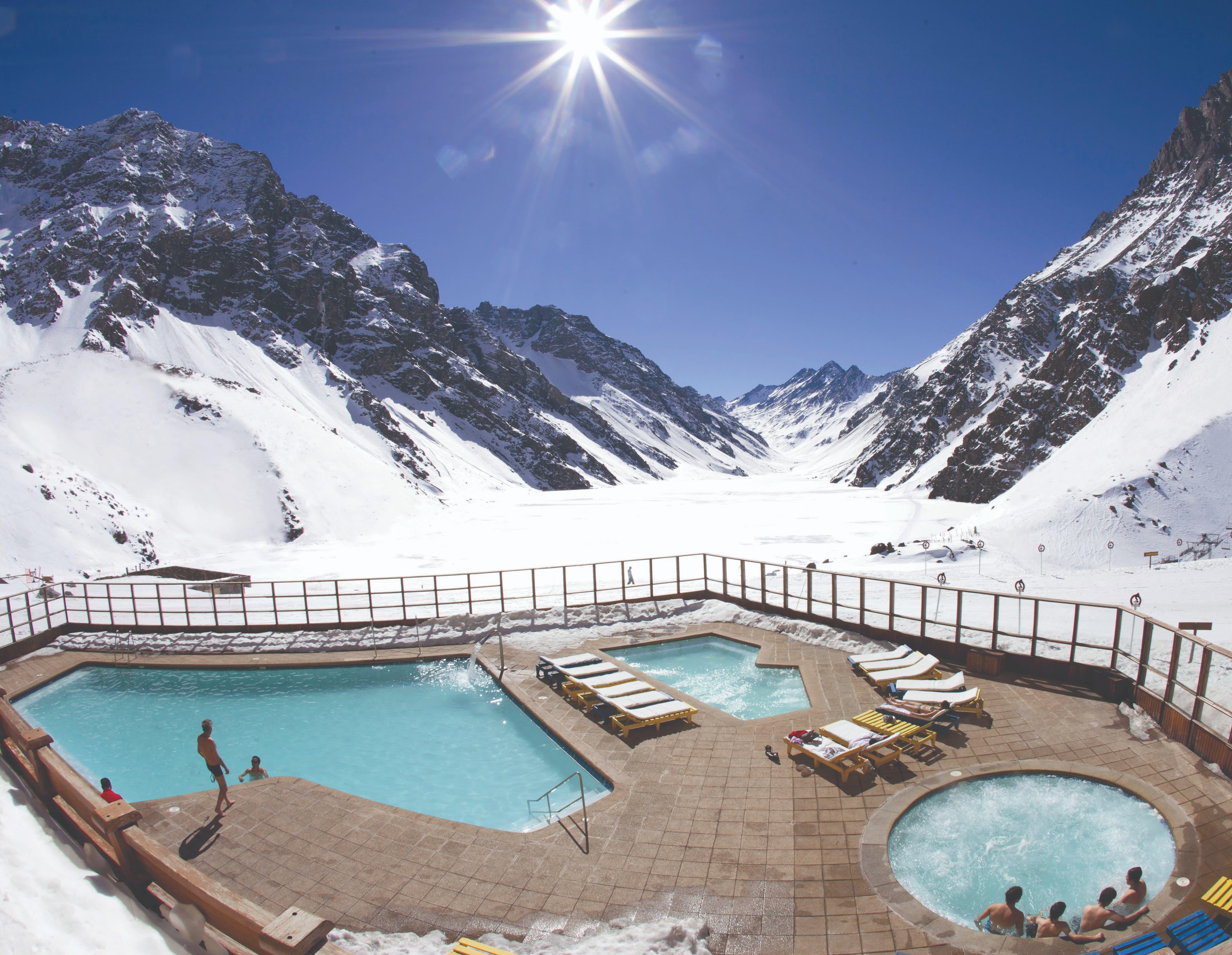 Conheça dez estações de esqui nas montanhas da Argentina e do Chile