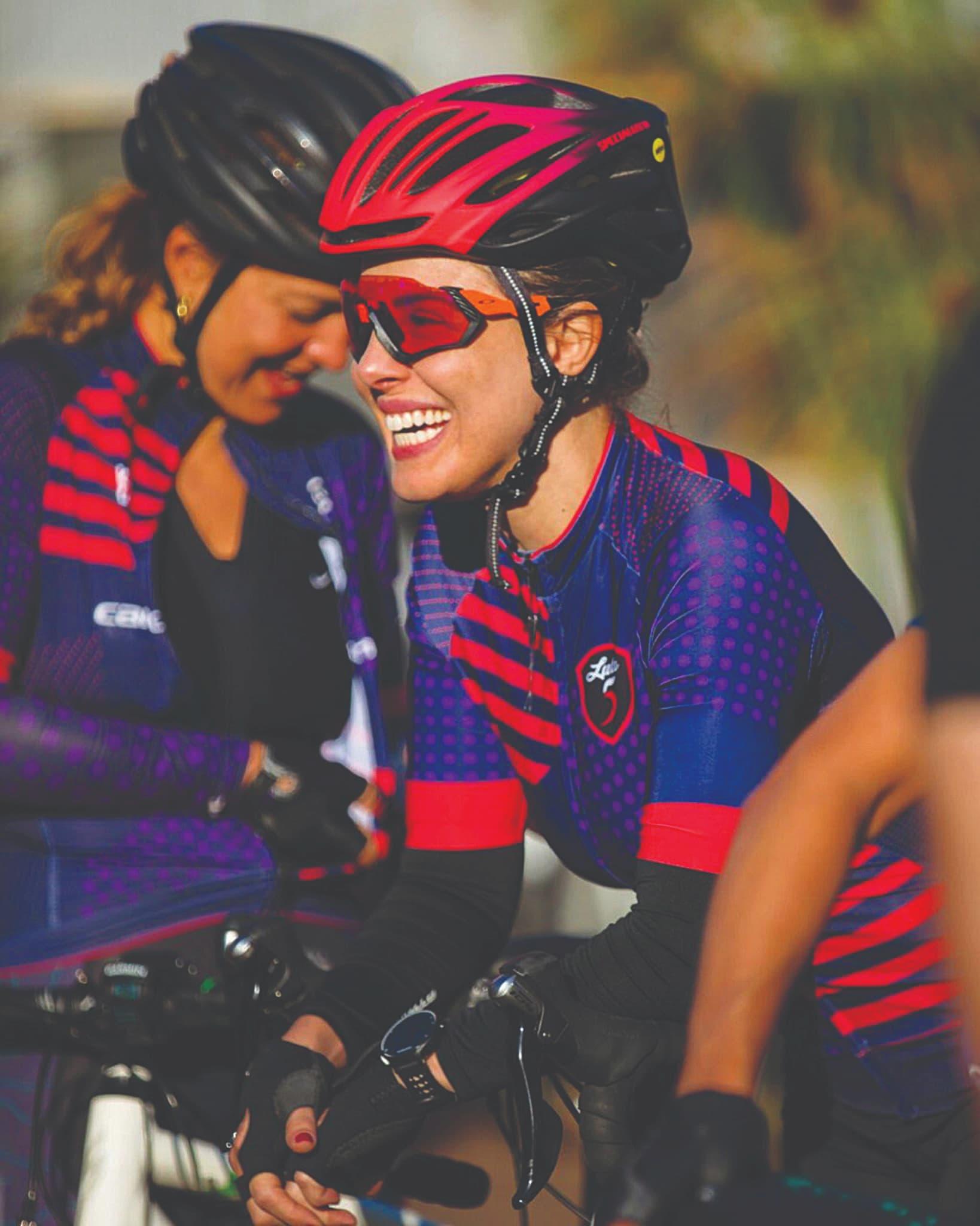 Mobilidade: A força feminina no ciclismo