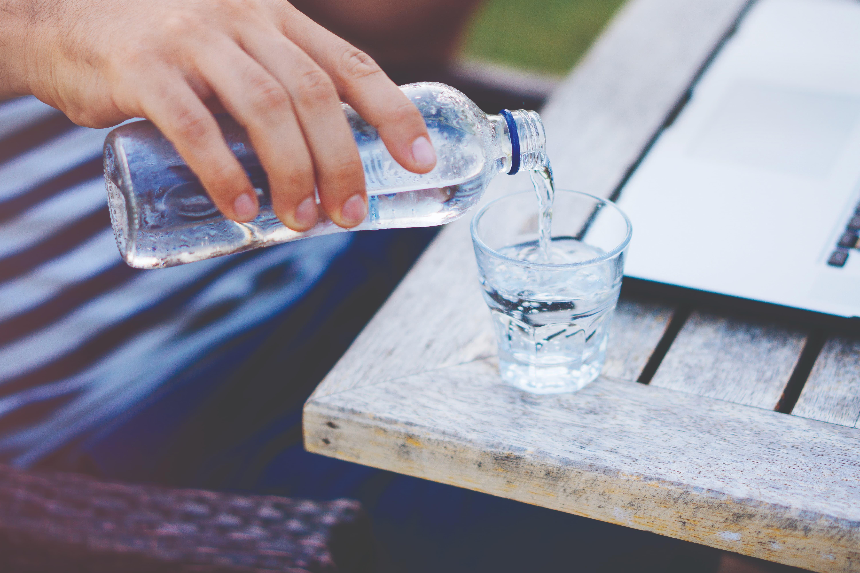 Bom de Copo: Água de beber
