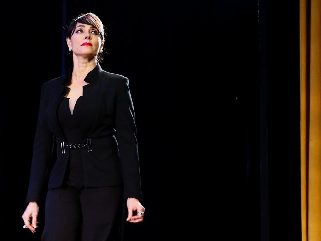 """Christiane Torloni brilha como Maria Callas em """"Master Class"""", no Teatro Procópio Ferreira"""