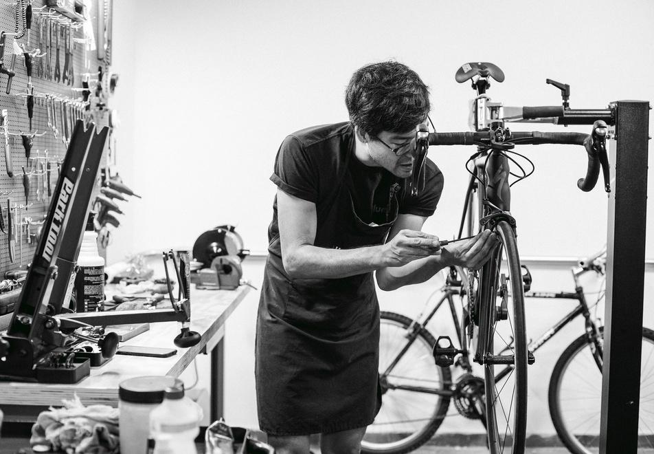 Mobilidade: mestre da bicicleta