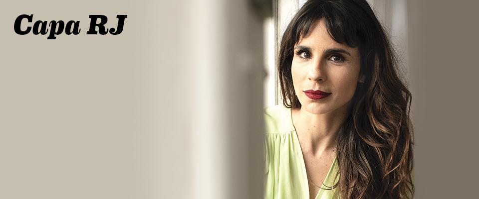 Maria Ribeiro está sempre buscando novas formas de expandir sua obra
