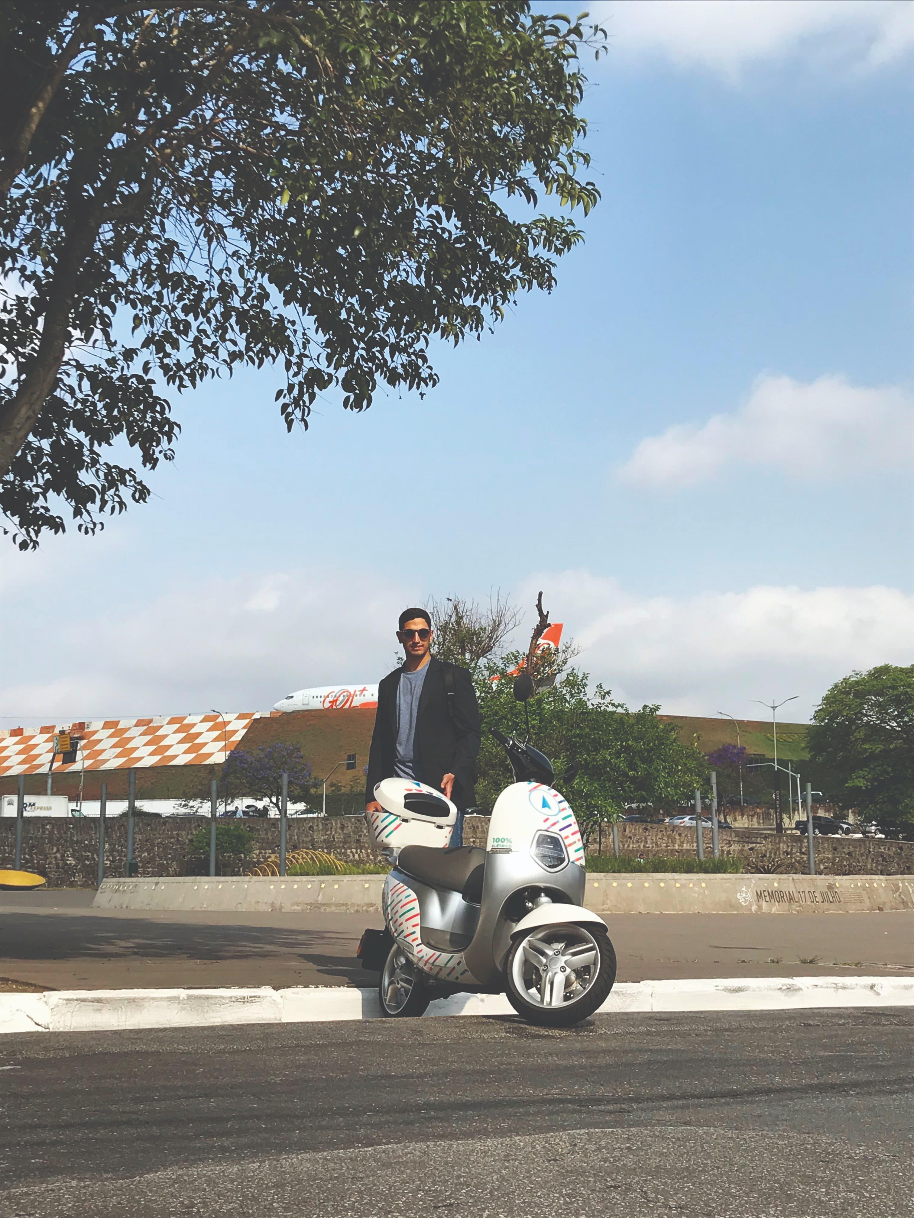Mobilidade: Riba incrementa o mercado com suas scooters elétricas