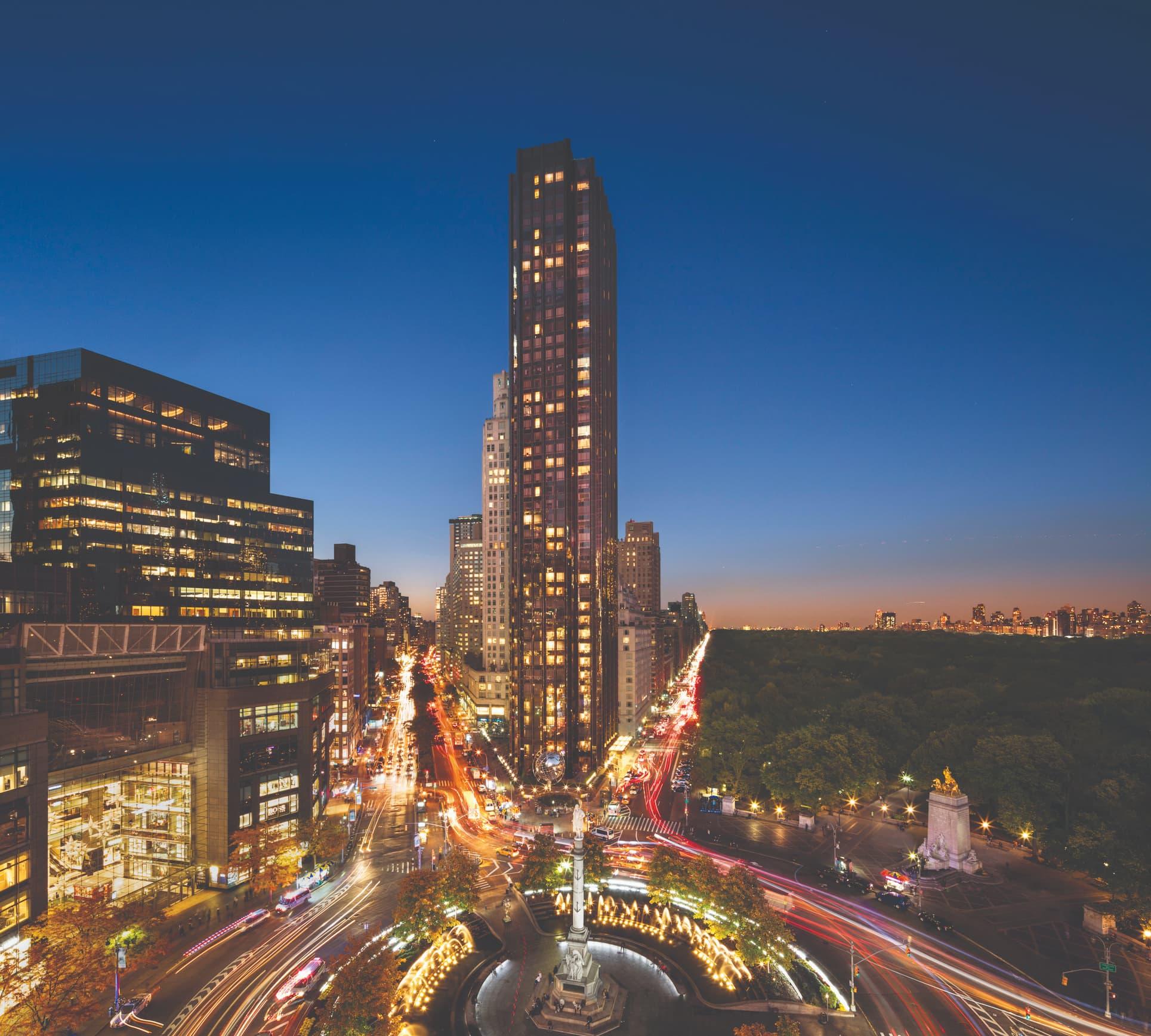 À frente do Trump Central Park, Prince Sanders é o segredo do atendimento exemplar do hotel