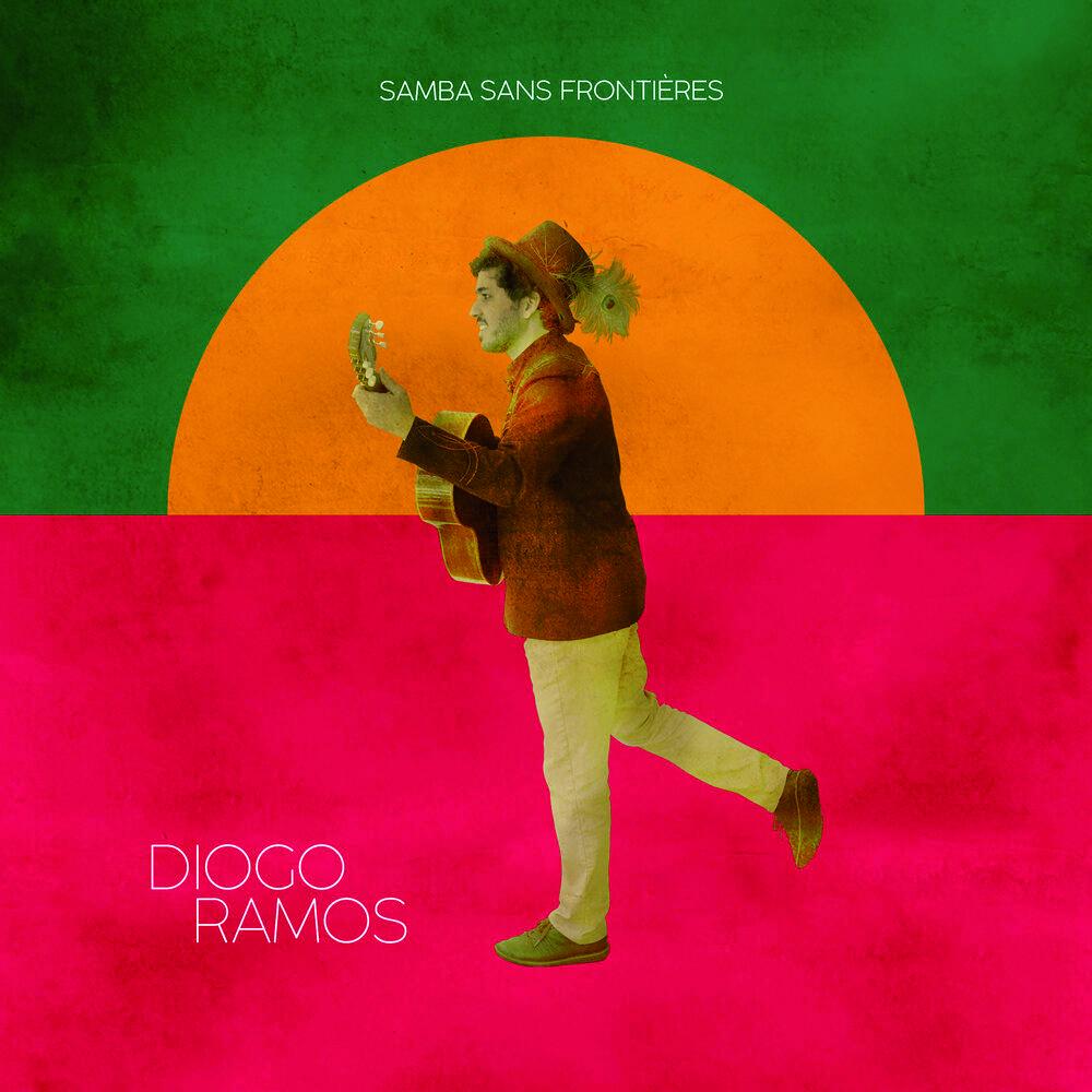 Cantor e compositor Diogo Ramos traz samba em francês em seu novo álbum