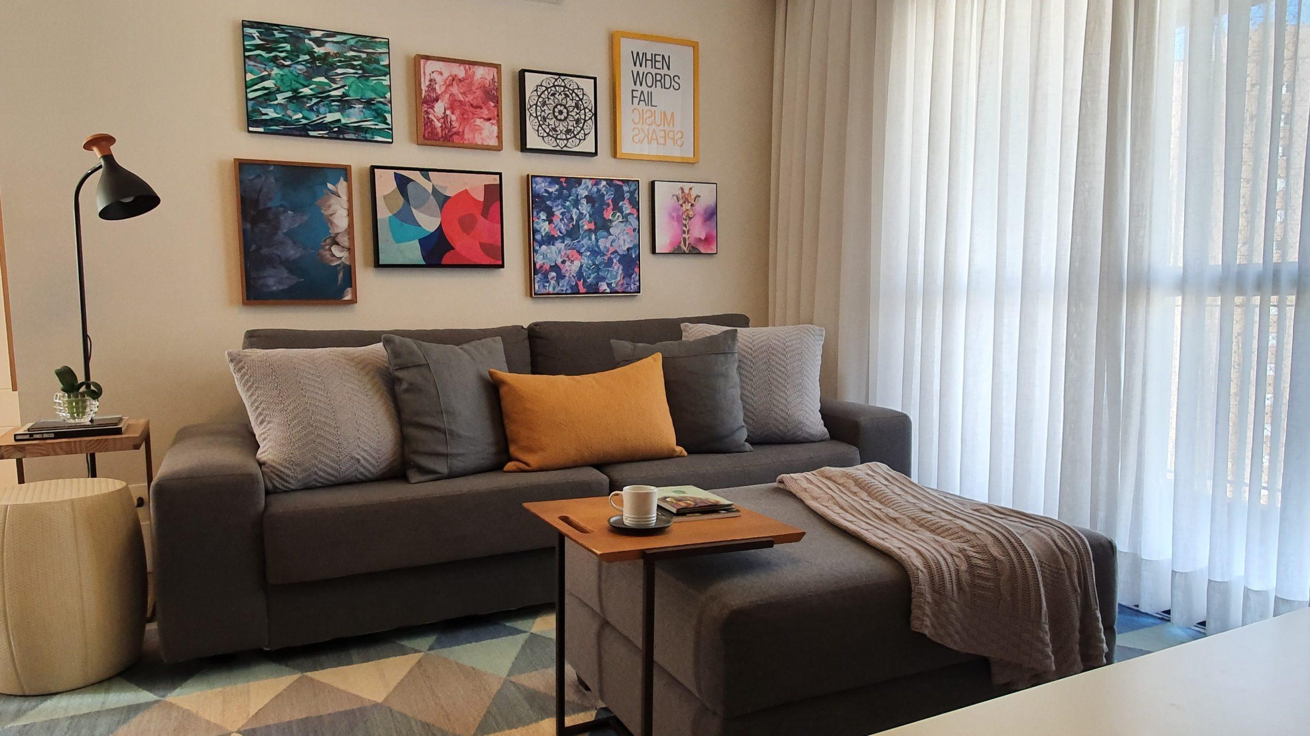 Planejamento dos espaços da casa durante a quarentena