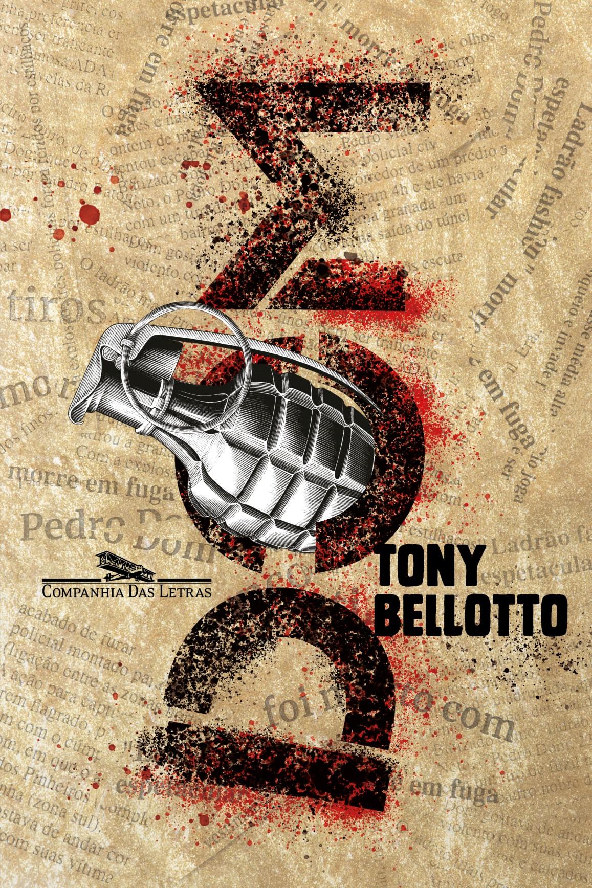 Lançamento de Tony Bellotto é indicação de leitura na quarentena