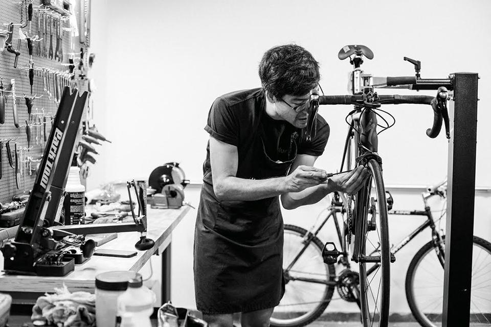 Um ciclista na quarentena: Entrevista com Bruno Uehara