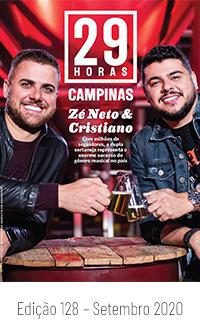 Revista Online: Edição 128 – CAMPINAS
