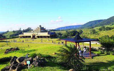 Templo budista em Cabreúva é um ótimo lugar para quem busca meditar e contemplar a natureza