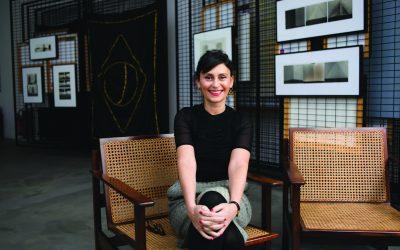 A galerista Jaqueline Martins abre seu primeiro espaço físico fora do Brasil
