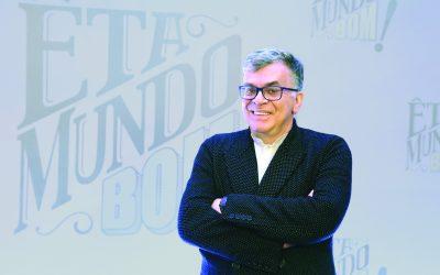 Walcyr Carrasco, autor do interior paulista, escreve continuação de Verdades Secretas