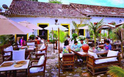 Restaurante Refúgio é o porto seguro de quem busca uma comida saborosa em Paraty
