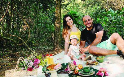 Lugares para passar momentos bucólicos com uma farta cesta de piquenique em família