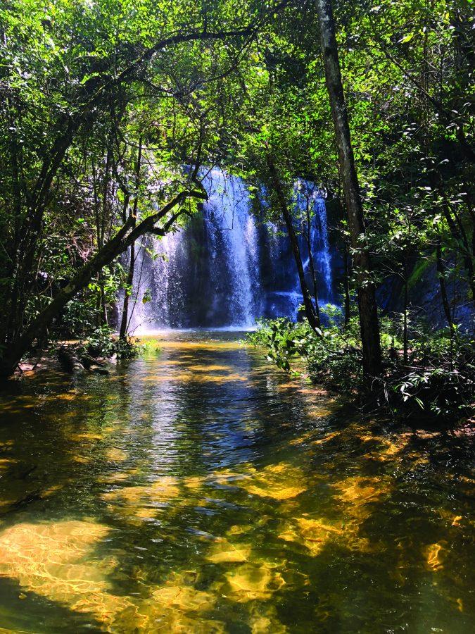 Cachoeira do Lageado - Foto Raphael Palmer