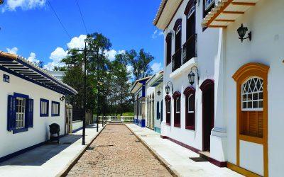 A Quintas das Amoreiras: um pedacinho de Paraty no interior paulista