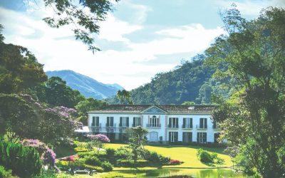 Casa Marambaia: hospedagem exclusiva em meio à Mata Atlântica