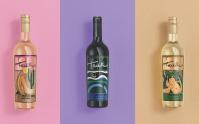 Obras de Tarsila do Amaral aparecem em rótulos de vinhos