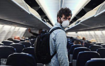 Quais são as novas máscaras permitidas nos aeroportos?