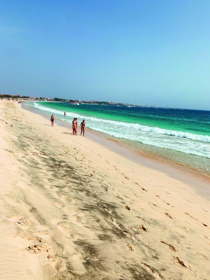 Praia de Santa Maria - Foto: Anelise Zanoni