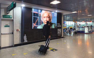 Mídia OOH: digital em casa, na rua e em qualquer lugar
